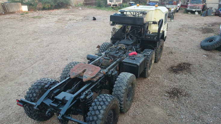 MAN KAT 8X8 | Couch Off-Road Engineering
