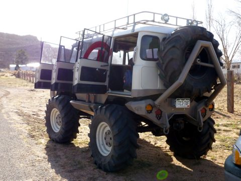 Equipment Upgrades Couch Off Road Engineering