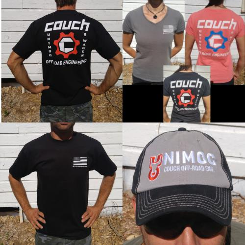 Couch Off-Road Hats, Tshirts for sale