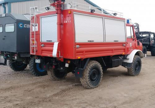 unimog 4x4 workshop 1300L