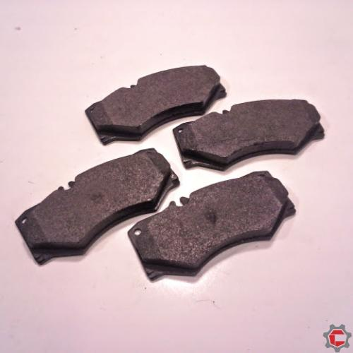460 Gwagen Front Brake Pad set