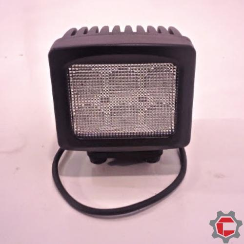 60 Watt (6 10watt bulb) LED Working Light for Unimogs and G-wagens
