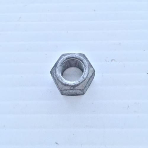 Center CV drive shaft nut