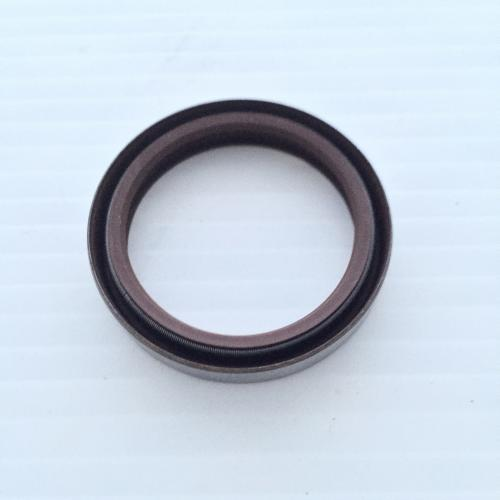 Axle tube seal