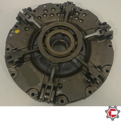 SBU duplex clutch assembly