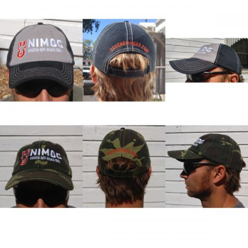 Couch Off-Road Mutli Color Baseball Hats