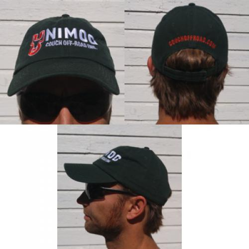 Couch Off-Road Baseball Hat Forest Green