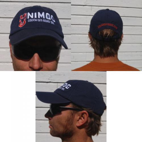 Couch Off-Road Baseball Hat Navy Blue