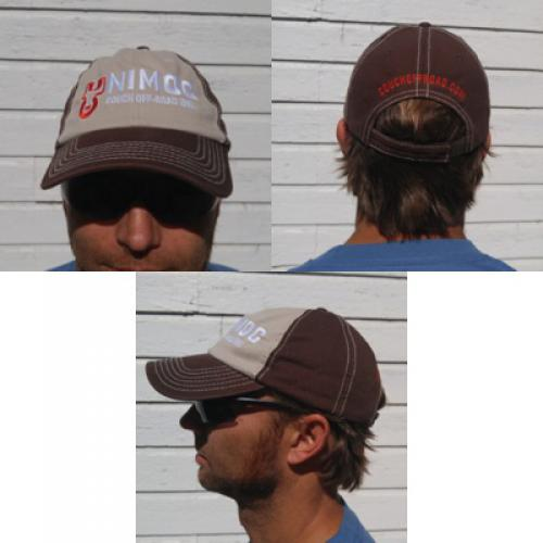 Couch Off-Road Baseball Hat Tan And Brown